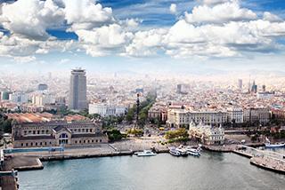 Implantación de empresas francesas en España